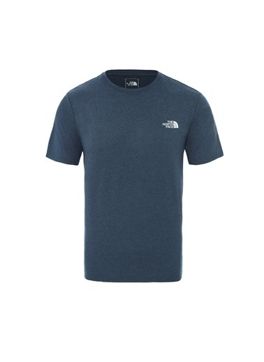 The North Face Nf0A3Rx31Lg1 Erkek T-Shirt Mavi